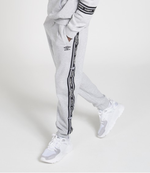 PANTALON DE JOGGING AUTHENTIC GRIS CHINE